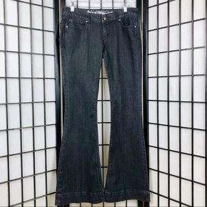 6) EXPRESS Flare Jeans